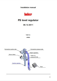 PS Level controller installation guide